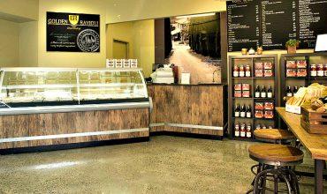 retail store Golden Ravioli