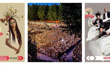 Lucca Summer Festival - website header