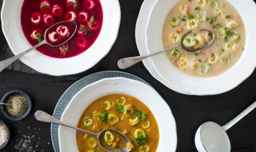 tortellini soup - website recipe