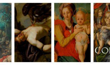 Corsini Collection - GR website blog header